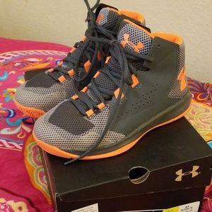 Boys size 2 shoes